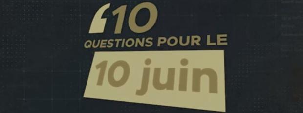 Commémoration de l'abolition de l'esclavage en Guyane: Partenariat entre la CTG et Guyane la 1ère pour la production et la diffusion de 10 modules intitulés « 10 questions pour le 10 juin ».