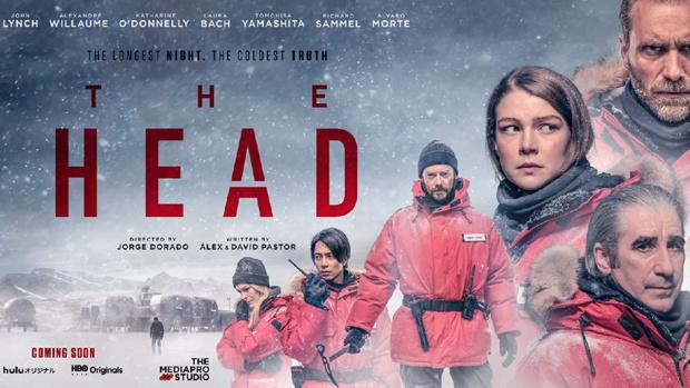THE HEAD, la série évènement avec Alvaro Morte (El Profesor de la Casa de Papel) bientôt sur Canal+