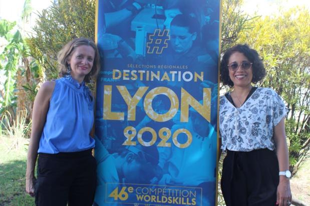 Worldskills Réunion: En route vers les finales nationales en décembre à Lyon !