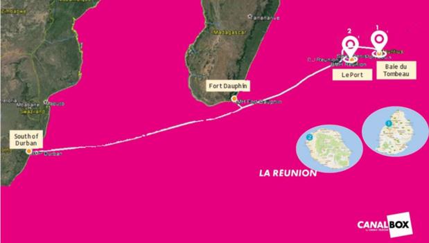 METISS: un nouveau câble sous marin et un nouvel atout stratégique pour l'avenir numérique de la Réunion