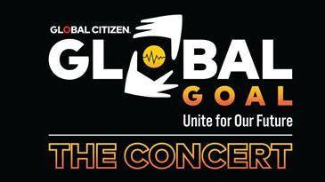« GLOBAL GOAL: UNITE FOR OUR FUTURE » le concert évènement, diffusé sur les chaînes du groupe Canal+ ce samedi
