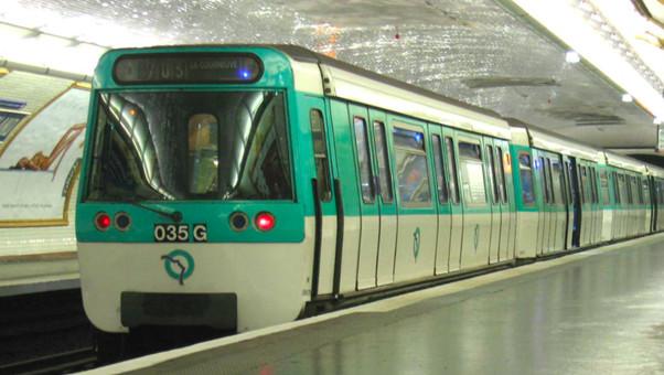 Le métro parisien enfin couvert à 100% par la 4G