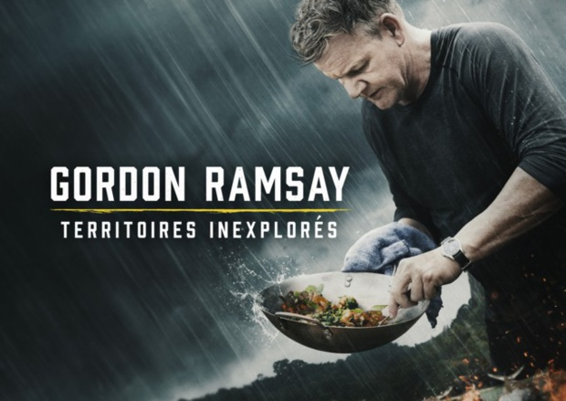 Gordon Ramsay Territoires inexplorés