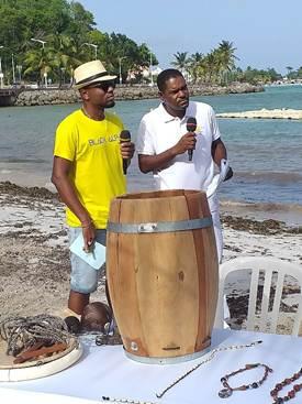 Direction Sainte-Anne le 1er août dans DESTINATION ARCHIPEL GWADLOUP sur Guadeloupe La 1ère