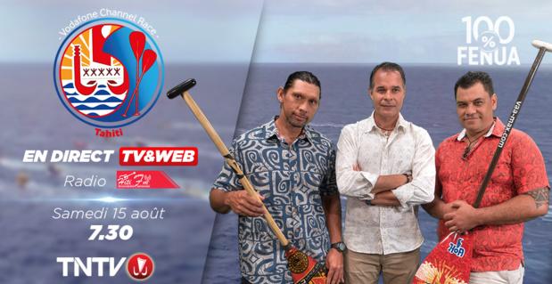Vodafone Channel Race Tahiti: TNTV lève le voile sur son dispositif