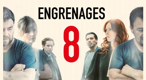 """""""Engrenages"""", l'ultime saison arrive en septembre sur Canal+"""