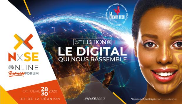NxSE 2020: 1er salon international virtuel organisé à La Réunion