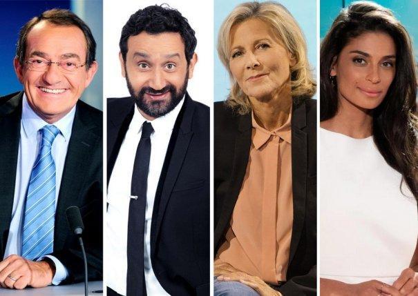 Rentrée TV: Jean-Pierre Pernaut, personnalité TV la plus populaire sur le web