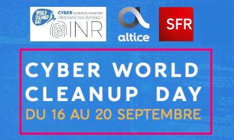 Antilles / Guyane: SFR et ses salariés participent au Cyber World CleanUp Day