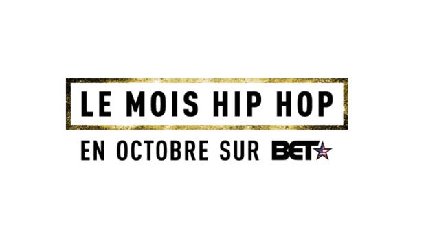 """Programmation spéciale """"Mois Hip Hop"""" en octobre sur BET"""