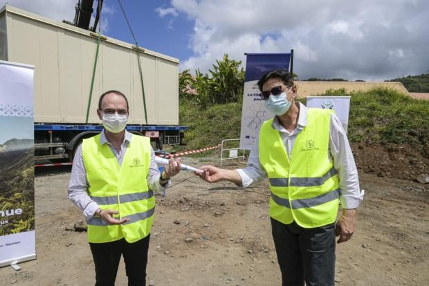 La Réunion: La fibre optique arrive à l'Entre Deux