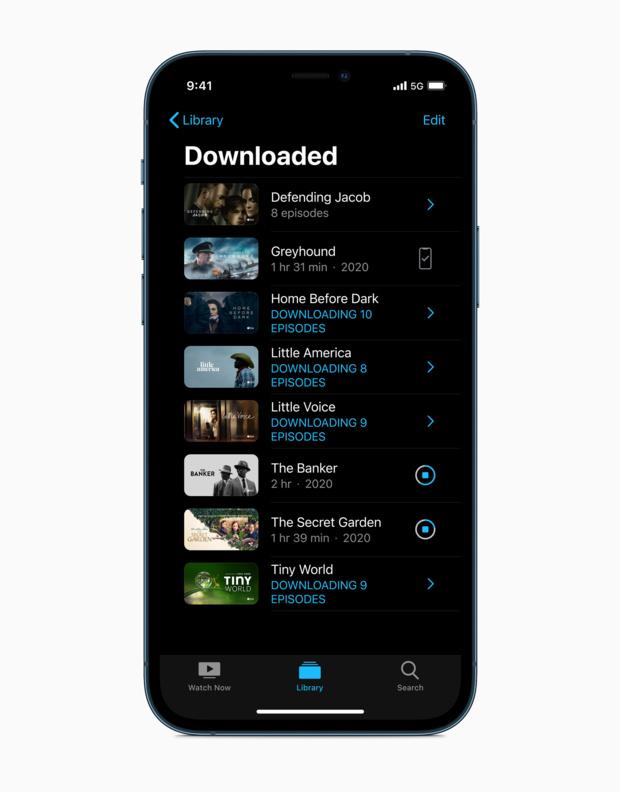 Apple présente l'iPhone 12 compatible 5G