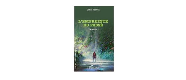 """L'auteur réunionnais Didier Roehrig publie son roman """"L'empreinte du passé"""""""