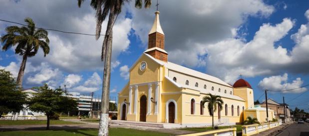 Le Jour du Seigneur / Vodeus: Semaine spéciale « La foi en Outre-mer » , du 24 au 31 octobre sur Facebook