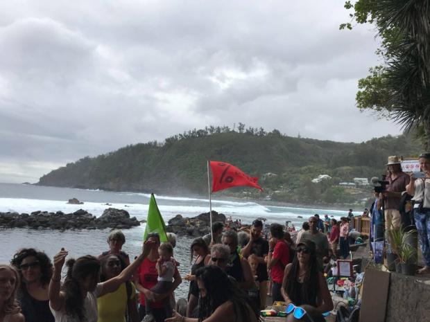 Un kabar pour la réouverture des Jardins de Manapany réunit plus d'une centaine de personnes