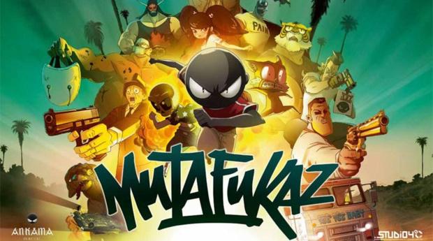 Le film MUTAFUKAZ avec les voix d'Orelsan et de Gringe, le 29 novembre sur GAME ONE