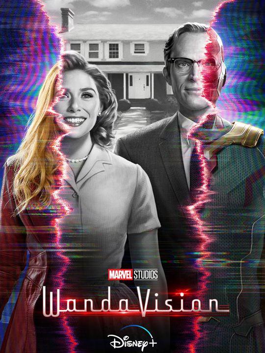 « WandaVision », la nouvelle série évènement des Studios Marvel, arrive sur Disney+ à partir du 15 janvier