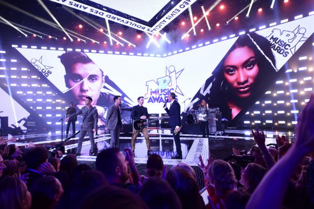 Les NRJ Music Awards de retour sur TF1 le 5 décembre