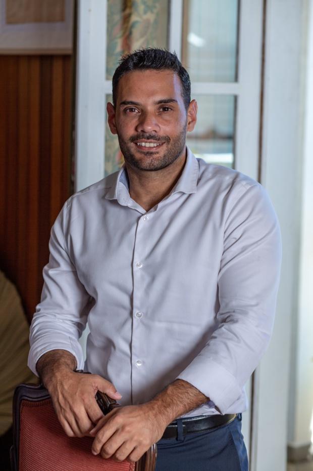 Zoubeir Ravate - Directeur d'enseigne