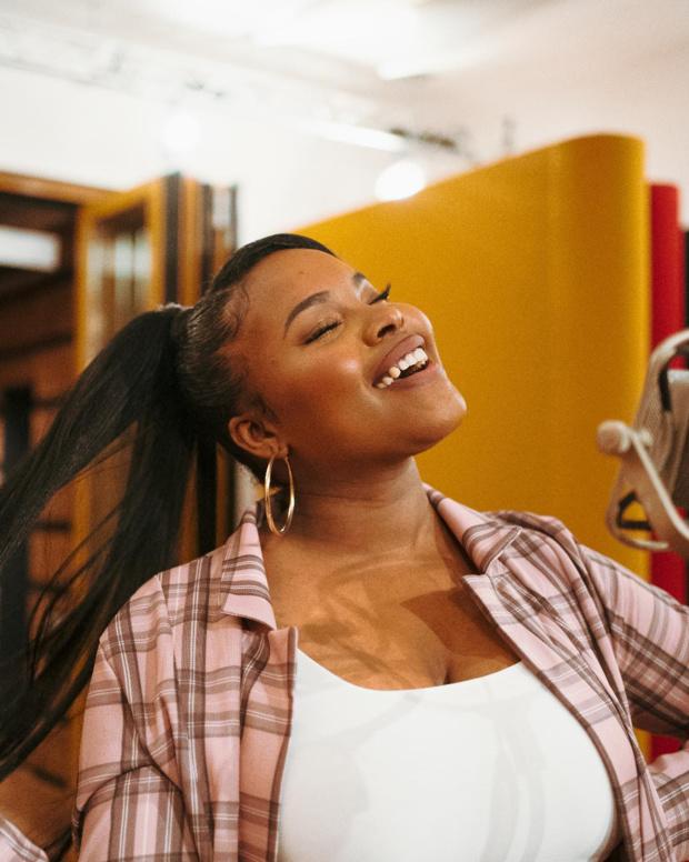 La chanteuse STACY au SOUL TRAIN AWARDS 2020