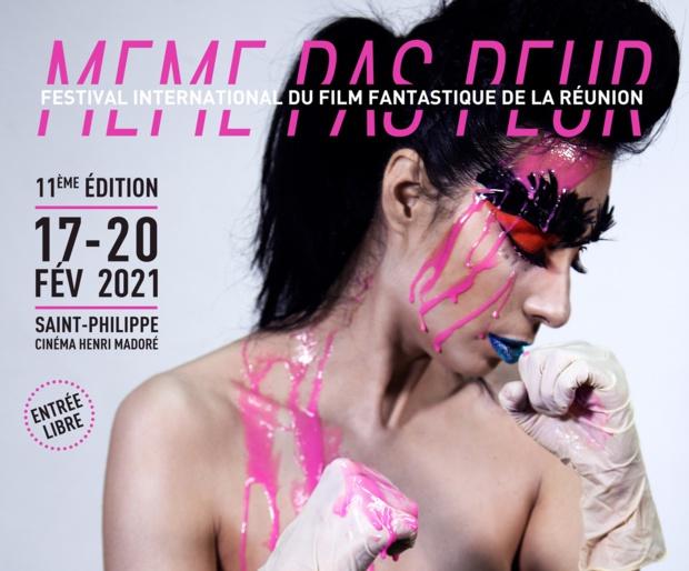 La Réunion: Le Festival Même pas Peur dévoile l'affiche de sa 11ème édition !