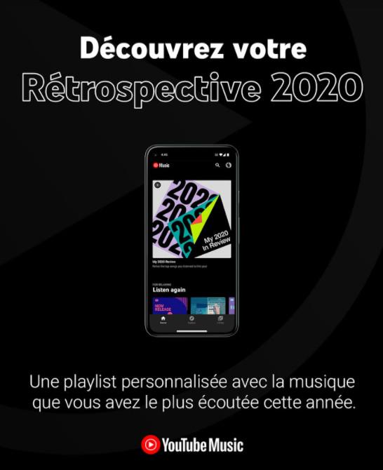 YouTube dévoile son TOP 10 des clips les plus vus en France en 2020