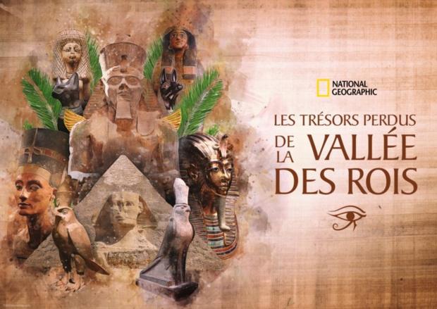 La série documentaire « Les trésors perdus de la vallée des rois » revient pour une deuxième saison sur National Geographic à partir du 24 janvier