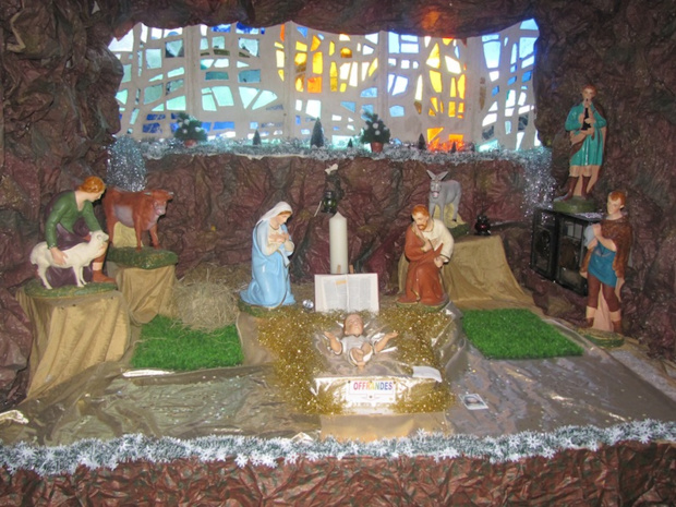 Messe de Noël à l'église de Saint-Camille de Lellis le 24 décembre en direct sur Réunion La 1ère
