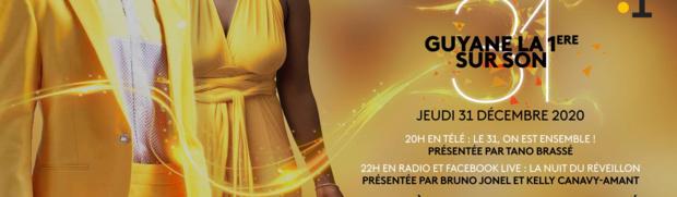 Guyane La 1ère en fête pour le 31 décembre