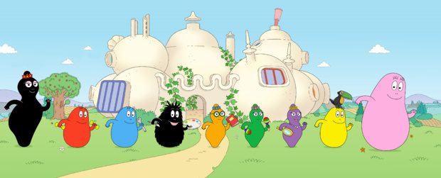 Les BARBAPAPA débarquent en famille dés le 1er février dans une toute nouvelle version sur Nickelodeon Junior