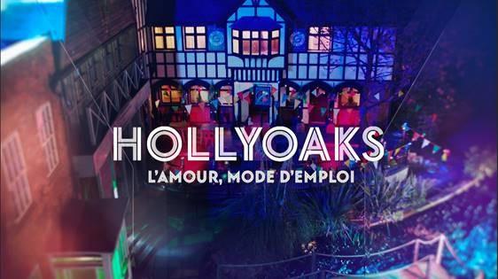 """Le feuilleton """"Hollyoaks, l'amour mode d'emploi"""" fait son arrivée en France sur TF1 Séries Films à partir du 8 février"""