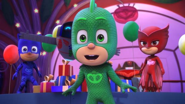 Crédit Photo: Frog Box, Entertainment One, Walt Disney EMEA Productions, C.E Animation Studios / FTV