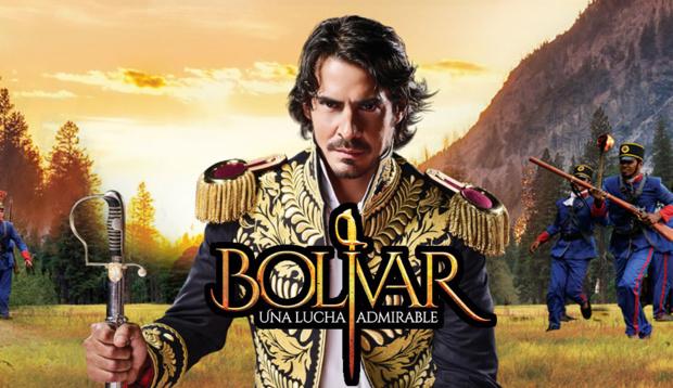 La série historique évènement BOLIVAR, bientôt sur les chaînes La 1ère