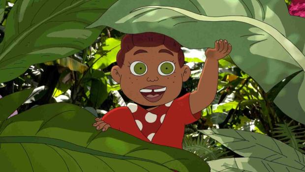 Diffusion de VANILLE, la pépite d'animation Made in Guadeloupe le 14 février sur TELETOON+