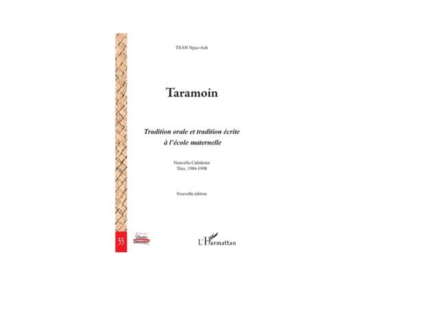 """""""Taramoin"""" la nouvelle édition ! Un ouvrage sur l'éducation en Nouvelle Calédonie"""