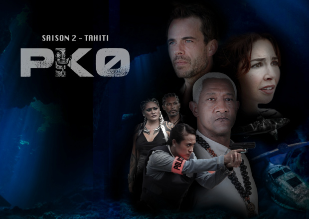 La saison 2 évènement de TAHITI PK 0 débarque dés le 2 mars sur Polynésie La 1ère