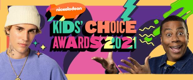 La cérémonie des NICKELODEON KIDS' CHOICE AWARDS c'est mardi 16 mars sur Nickelodeon