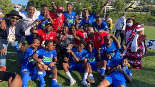 32e Finale de la Coupe de France opposant le FC Mtsapere à SO Romorantin, ce jeudi en direct sur Mayotte La 1ère