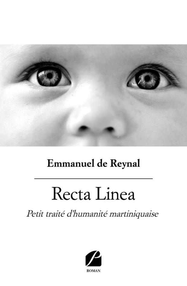 """Litterature: """"Recta Linea"""" le nouveau roman d'Emmanuel de Reynal"""