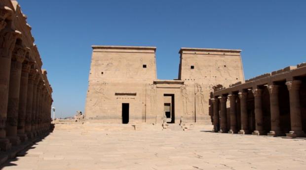 """Immersion au coeur de l'Égypte dans le film documentaire """"L'Égypte, le souffle du temps"""" de Romain Arazm"""