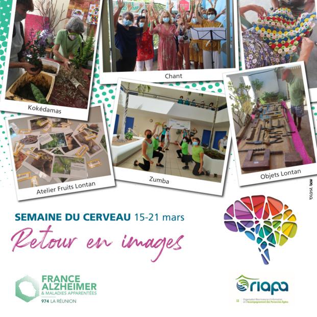 Semaine du Cerveau: une première édition réussie pour France Alzheimer Réunion