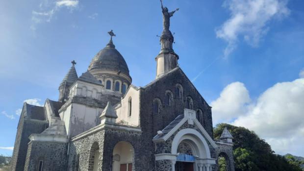 Sanctuaire Sacré Cœur de Balata