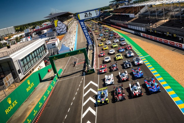 La chaîne L'Equipe acquiert les droits TV des 24 heures du Mans