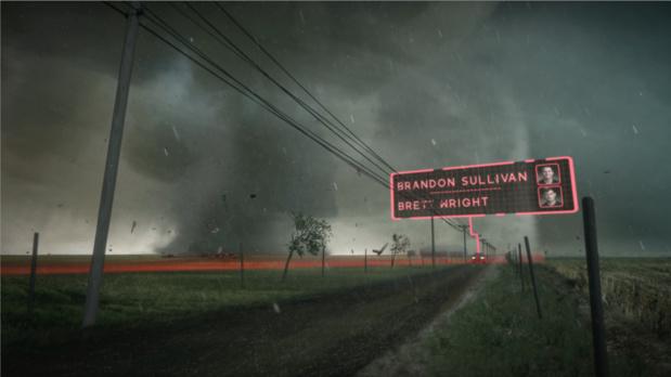 """La chaîne National Geographic libère la colère de Dame Nature dans une nouvelle série documentaire """"A la poursuite des tornades"""" dès le 2 juin"""