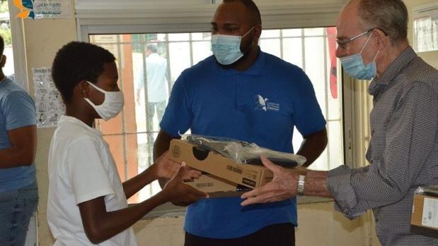 [Martinique] Plan d'équipement numérique scolaire : 100% des tablettes déjà mis à la disposition des collèges