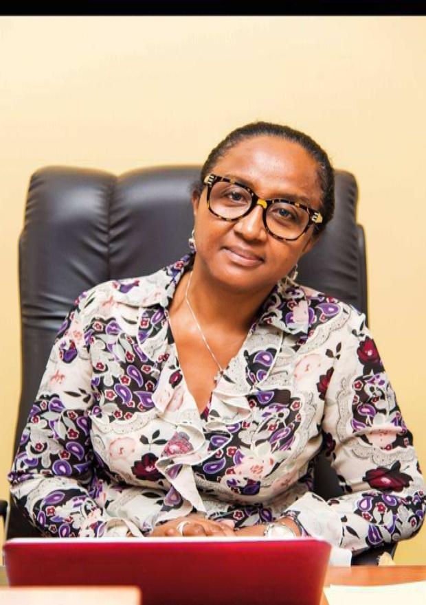 Prise de poste de la nouvelle Présidente de Cap Business Océan Indien Madame Joséphine ANDRIAMAMONJIARISON