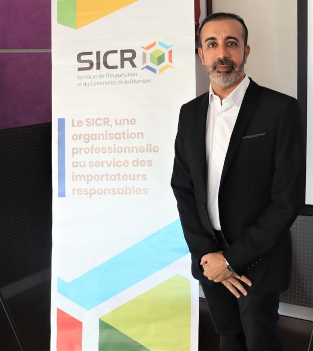 Fabrice Hanni, le Président du SICR