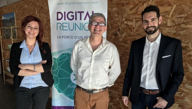 Sébastien Cohéléach nommé Directeur général de Digital Réunion