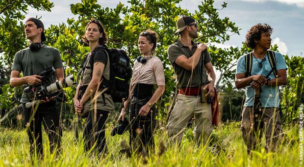 Inédit: La biodiversité guyanaise à l'honneur dans WILDLIVE EXPEDITIONS, le 3 septembre sur Ushuaïa TV