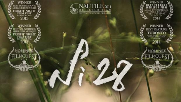 NI 28 STRATE I: Le premier film de zombies made in Nouvelle-Calédonie, le 30 septembre sur Canal+